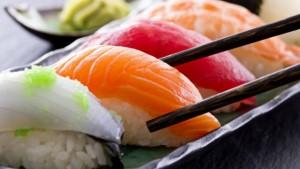 onbeperkte-sushi-zit-bacterien
